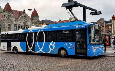Autobus urbani a zero emissioni, nuovo studio europeo