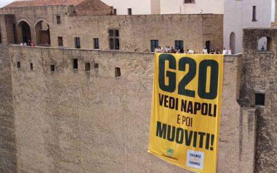 G20, Vedi Napoli e poi muoviti!