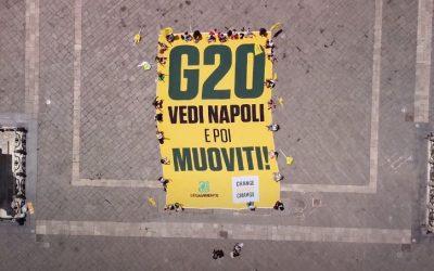 G20 Napoli su Ambiente, Clima ed Energia