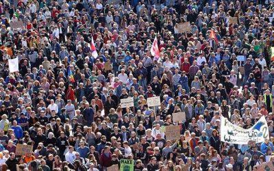Legambiente aderisce alla Manifestazione antifascista del 16 ottobre a Roma